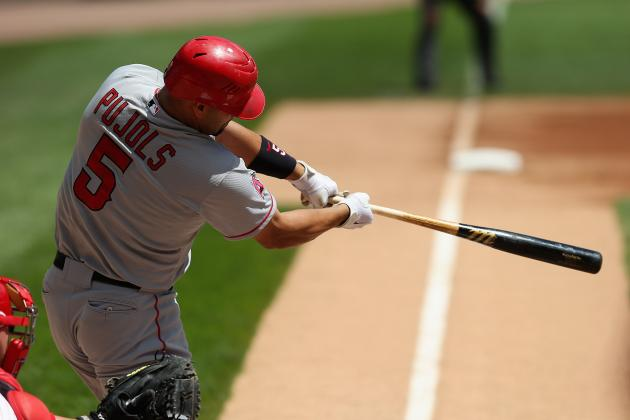 Albert Pujols Becomes 72nd Player to Reach 1,400 RBI