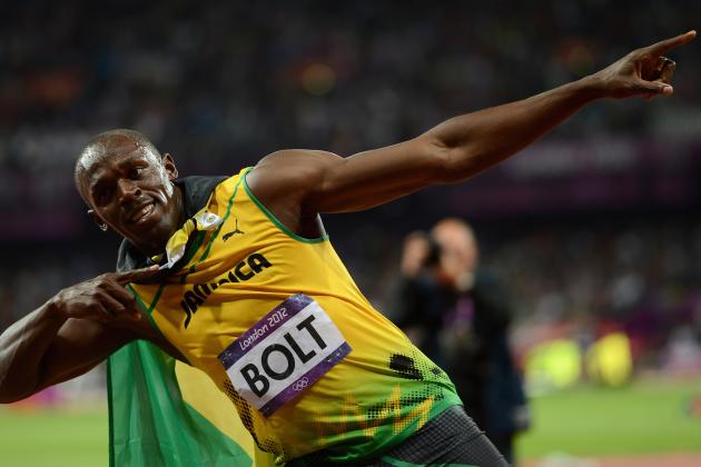 Olympic Track & Field 2012: Usain Bolt and Most Impressive Athletes in London
