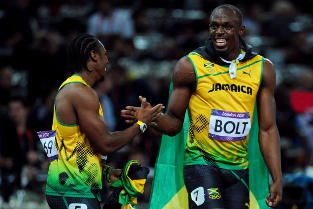 Usain Bolt: Superstar Sprinter Will Leave London with 3 Gold Medals