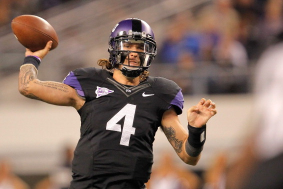 TCU Football 2012: Gary Patterson Makes the Smart Decision with Casey Pachall