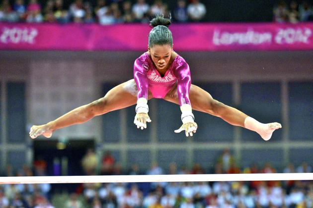 Olympic Gymnastics 2012 Individual Event Results: Monday's Scores and Highlights
