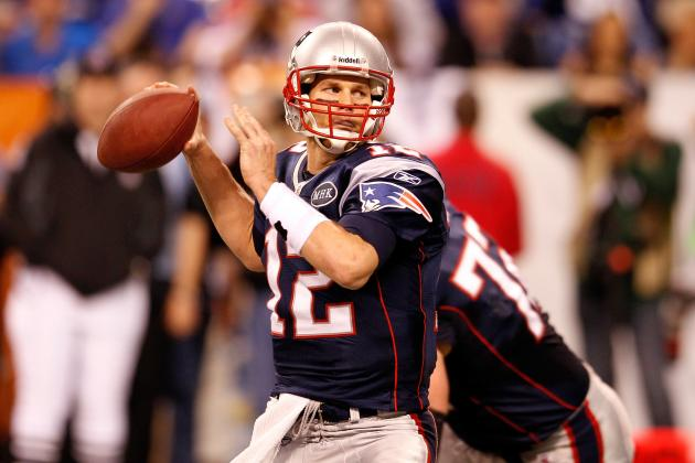 New England Patriots: Why Tom Brady Will Have His Best Season in 2012
