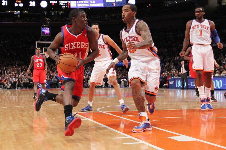 Philadelphia 76ers: Jrue Holiday's Development the Key to 2012-13 Season