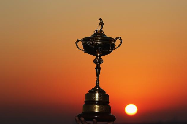 Ryder Cup 2012: Who Will Be Left off Team USA?