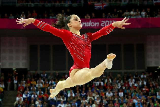 Jordyn Wieber: Fab Five Star Will Dominate in Event Finals