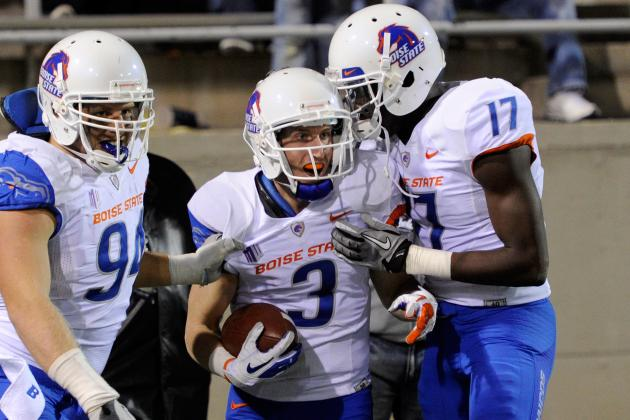 Boise State Football 2012: The NCAA Is