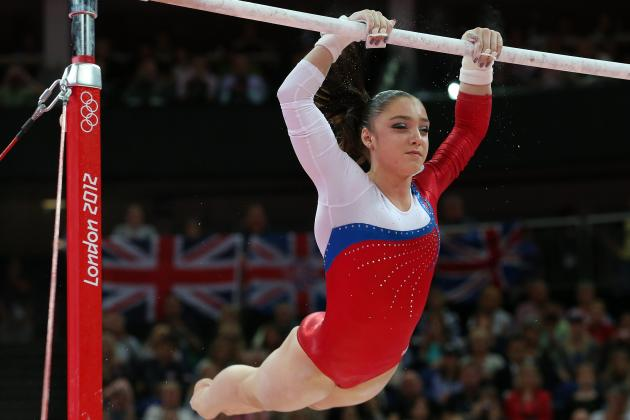 Olympic Women's Gymnastics 2012 Results: Day 10 Scores, Winners and Standings