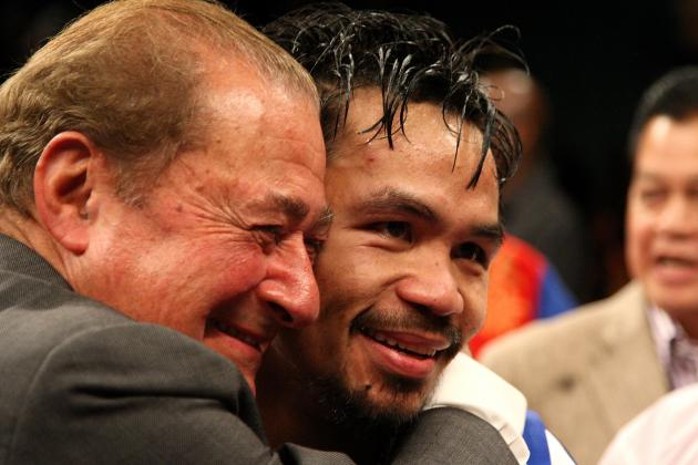 Arum In the Dark on Pacquiao's Preferred Opponent