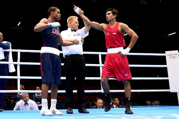 1 U.S. Boxer Still Fighting After Loss Overturned