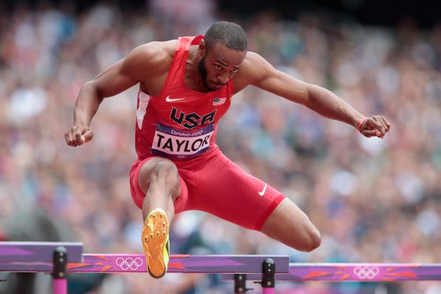 Olympic Track TV Schedule: Americans Will Shine in Men's 400-Meter Hurdles