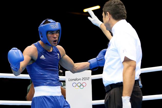 Referee from Boxing Scandal Expelled from Olympics