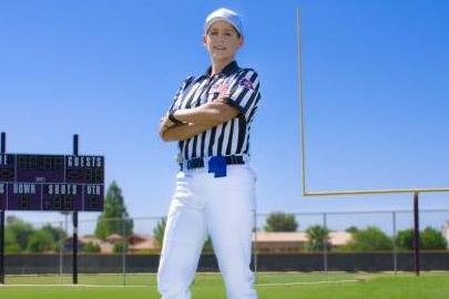 First Female Ref in NFL Will Work Thursday Night