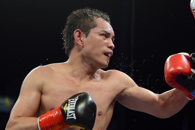 Donaire-Nishioka, Rios-Alvarado on Oct. 13 at Home Depot Center