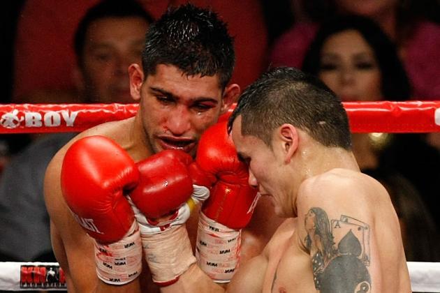 Maidana Takes on the Bigger Soto-Karass on Alvarez-Lopez Undercard
