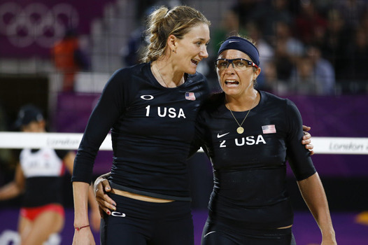 Olympic Beach Volleyball 2012: Misty May-Treanor and Kerri Walsh Are Must-See