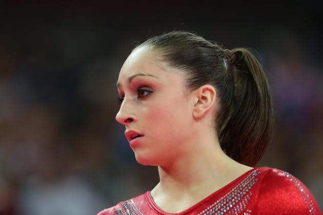 Jordyn Wieber Will Redeem Herself with a Medal in Floor Exercise