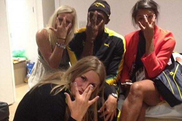 Jamaica Parties All Night After Usain Bolt's Olympic Victory