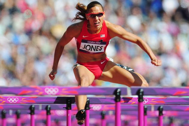 Lolo Jones: Team USA Star Will Silence Her Critics in 100-Meter Hurdles Final