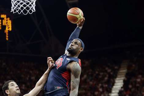 What Summer Olympics Success Would Mean for LeBron James