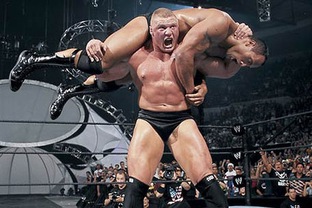 WWE: Why Brock Lesnar Must Face The Rock at Some Point
