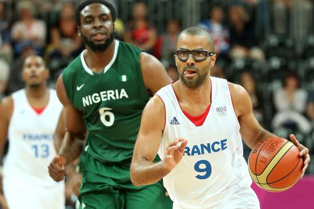 France vs. Nigeria Olympic Basketball: Grades, Twitter Reaction and Analysis