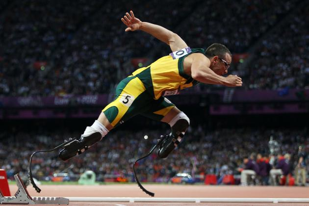 London 2012: South Africa's Oscar Pistorius Overcomes Criticism