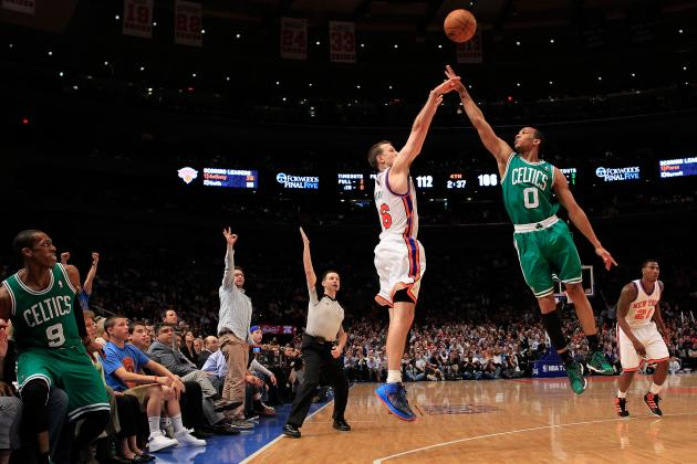 Steve Novak: What to Expect from the New York Knicks' Sharpshooter in 2012-13