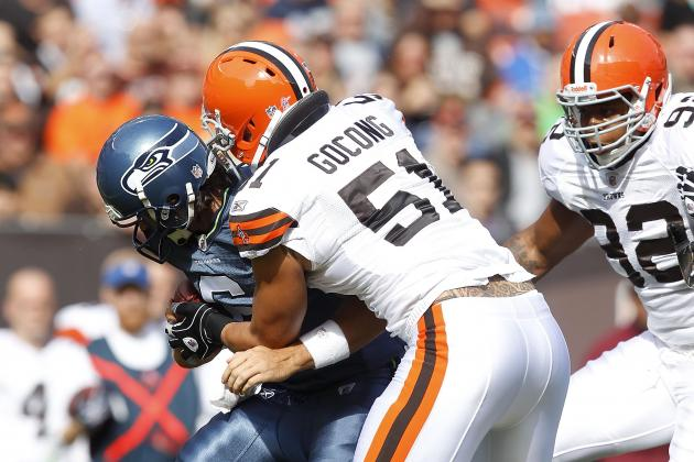 What Is the Cleveland Browns' Next Step After Chris Gocong's Injury?