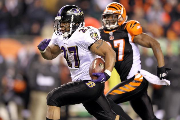 Fantasy Football 2012 Rankings: Top 40 Running Backs (Updated 08/05/12)