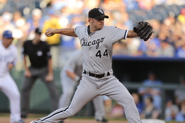 Don Cooper and the Chicago White Sox Announce the End of the Six-Man Rotation