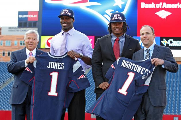 Chandler Jones, Dont'a Hightower Could Both Start for New England Patriots