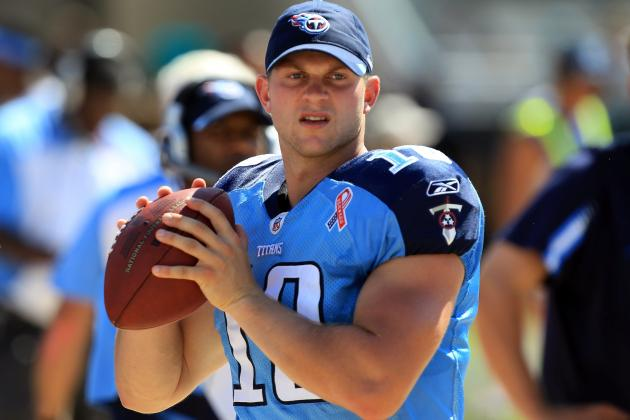 Tennessee Titans: Passing Game Needs to Be the Focus in Preseason Opener