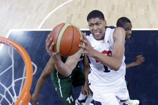 Is Anthony Davis the Next Kevin Garnett or Marcus Camby?