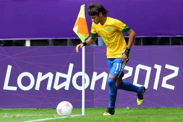 South Korea vs. Brazil: Olympic Men's Football Semifinal Preview
