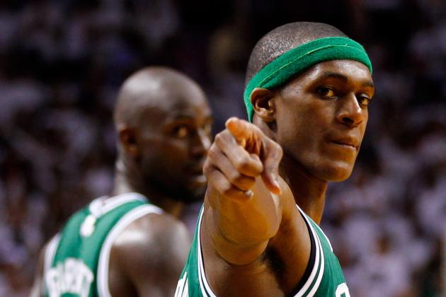 Boston Celtics: Predicting Rajon Rondo's Stat Line for Next Season