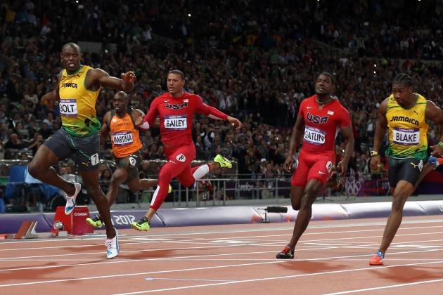 Usain Bolt: Like Michael Phelps, Mortal but Still the Best