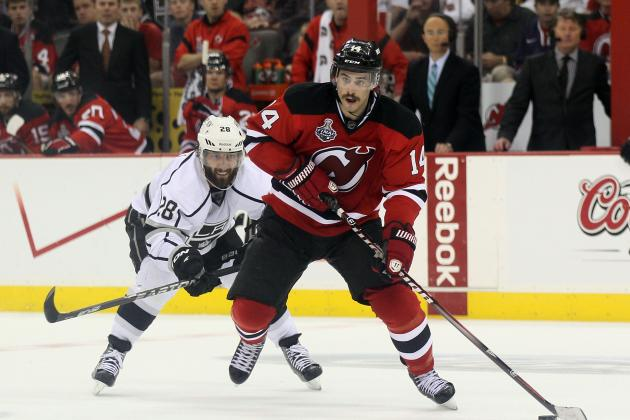 New Jersey Devils: Who Will Step Up in Parise's Absence?