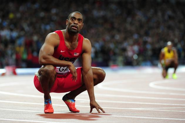 Tyson Gay: U.S. Track Star Will Leave London with a Medal