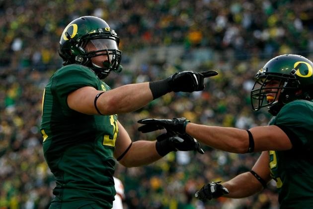 Oregon Football: Ducks Really Need Former 5-Star TE Recruit Colt Lyerla in Camp