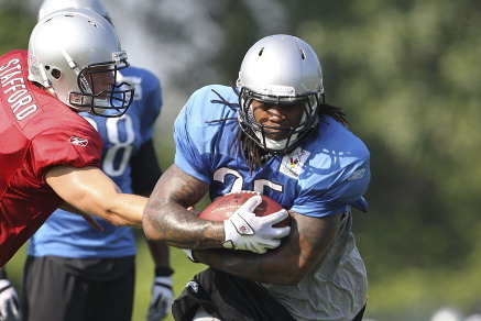 What to Expect from Detroit Lions' RB Mikel Leshoure in 2012