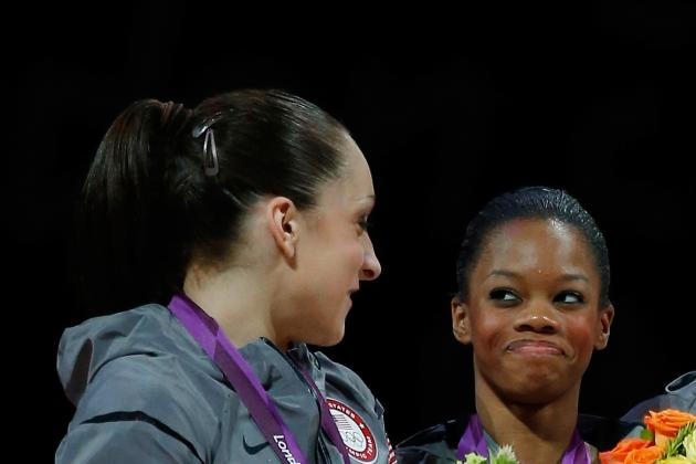 Jordyn Wieber and Gabby Douglas: Marking Their Place in US Gymnastics History
