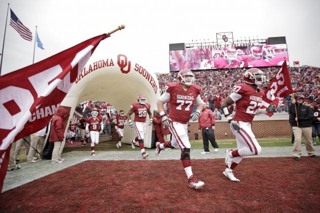 Oklahoma Football: Winning Big 12 Title Greatly Hinges on Sooners' WR Play
