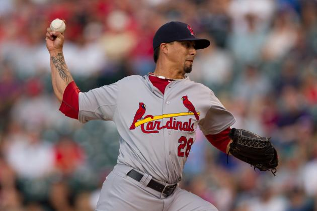 St. Louis Cardinals: Why Redbirds Must Re-Sign Kyle Lohse