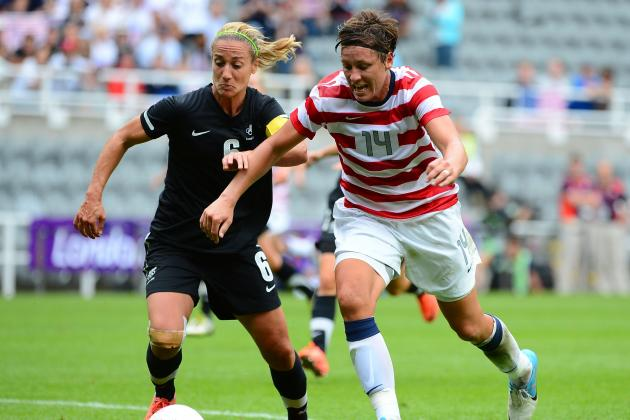Abby Wambach: The Silent Face of U.S. Women's Soccer
