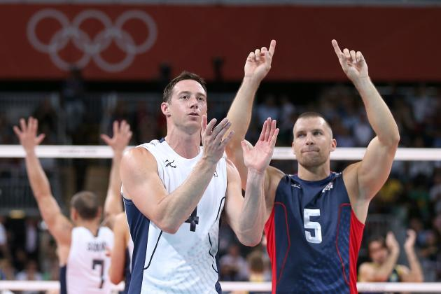 US Olympic Volleyball 2012: What Upset Against Brazil Means for Gold Medal