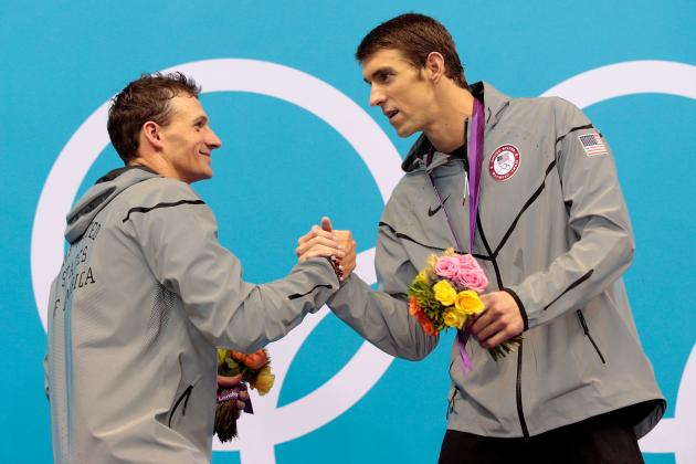 Michael Phelps and Ryan Lochte Hit London, Who Takes Olympic Gold in Partying?