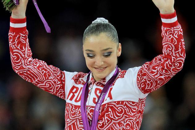 Olympic Gymnastics Results 2012: Russia's Aliya Mustafina Caps Golden Comeback