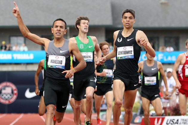 US Olympic Track 2012: Middle Distance Team May Steal Show from Sprinters