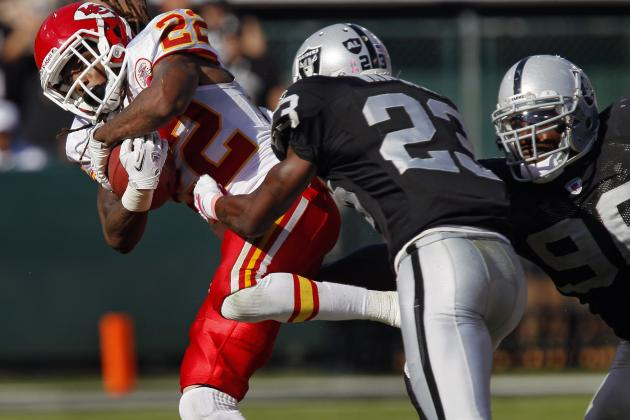 Raiders Training Camp: DeMarcus Van Dyke Leads Impressive Defense