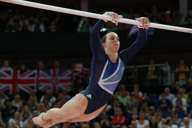 Olympic Gymnastic Medals 2012: Another Shoo-in Falls Short